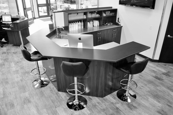 Salon-Color-Bar