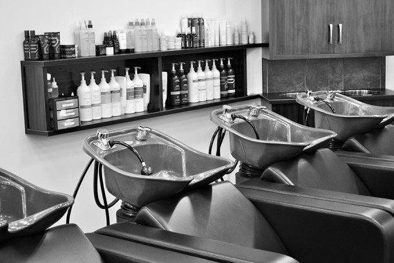 Salon-Shampoo-Stations